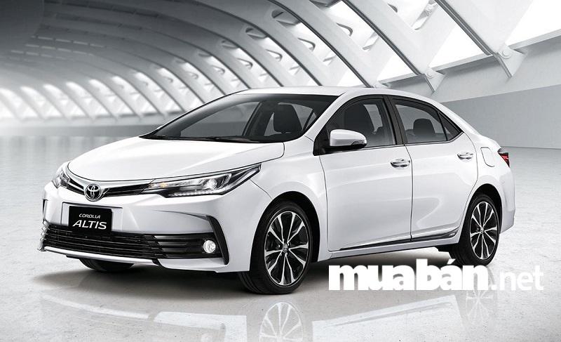 Một trong những cải tiến không thể không nhắc đến của Toyota Altis 2018 chính là ở hệ thống an toàn.