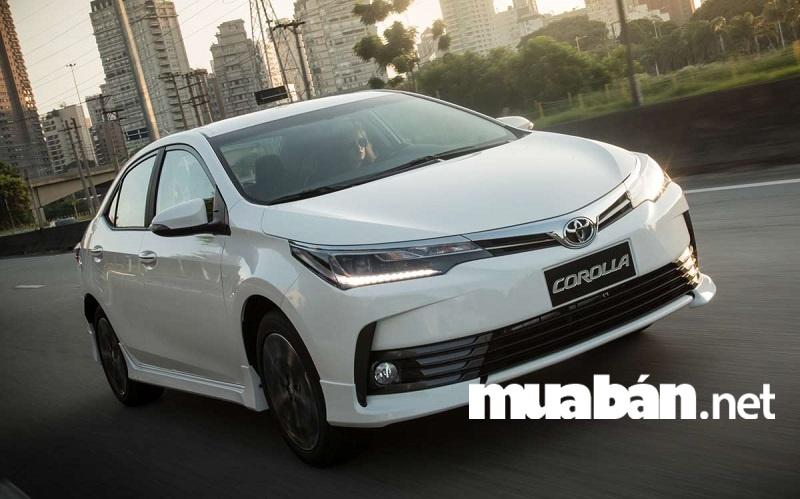 Toyota Altis 2018 - bước ngoặt mới củaToyota Việt Nam