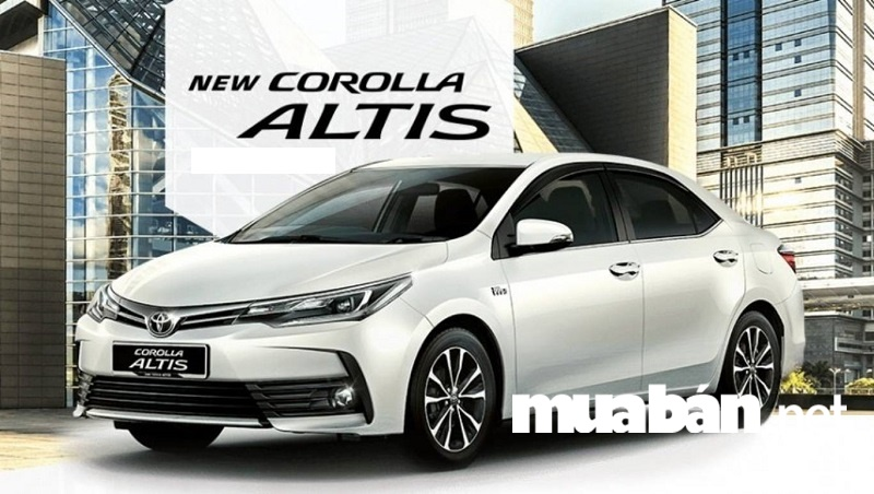 Toyota Altis 2018 7