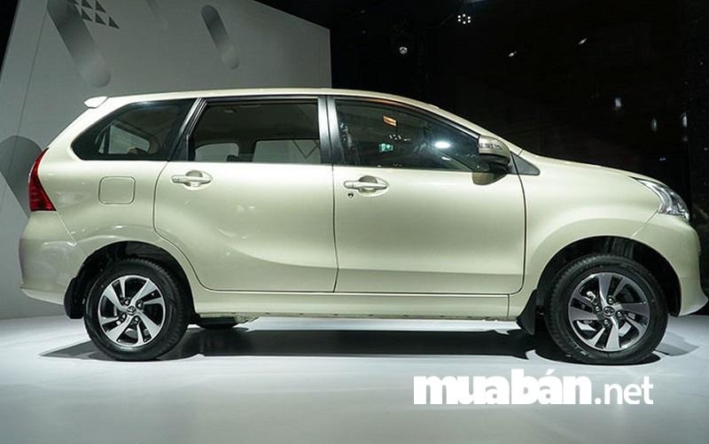 Toyota Avanza - dòng xe 7 chỗ đáng chú ý nhất hiện nay.