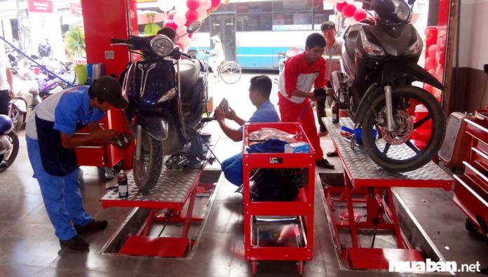 3 kinh nghiệm bảo dưỡng xe máy dịp cuối năm mà bạn không thể bỏ qua