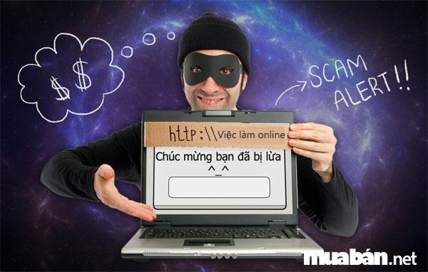 5 KHÔNG để tránh mắc bẫy khi tìm việc làm online tại nhà
