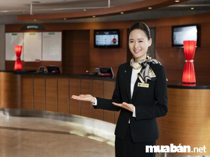 5 tiêu chuẩn bạn cần có khi ứng tuyển việc làm lễ tân khách sạn