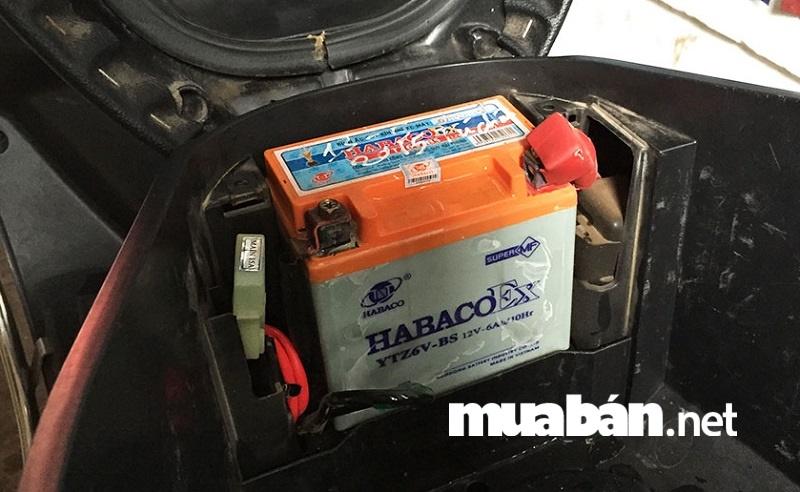 Sau một thời gian sử dụng, hệ thống điện của xe máy cũ sẽ xuống cấp và phát sinh hư hỏng.
