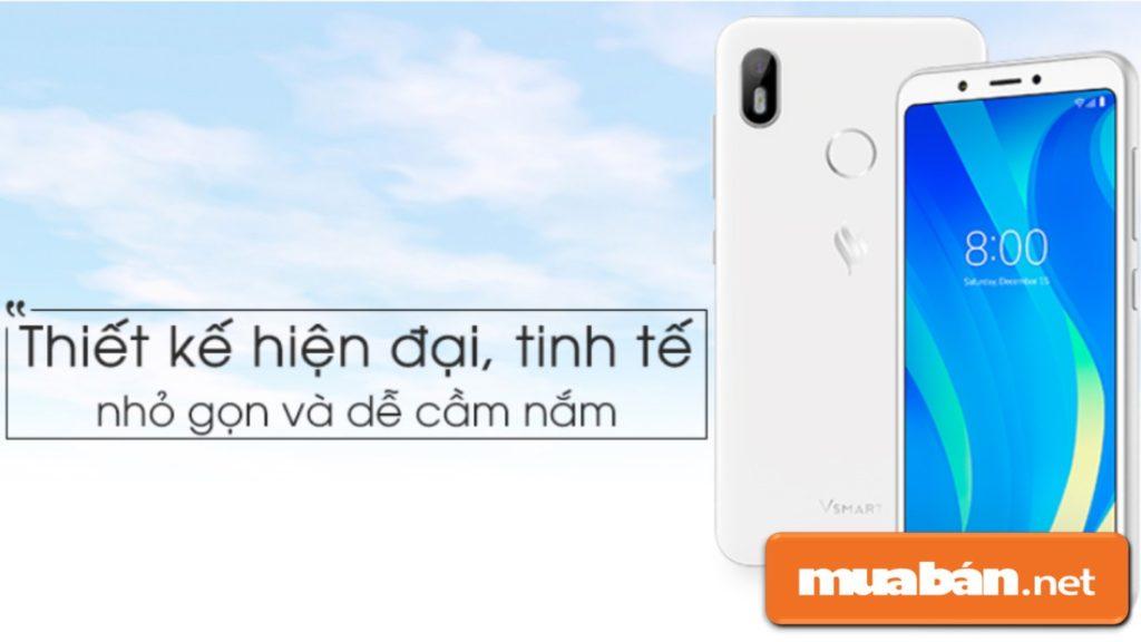Joy 1 được xem là em út trong 4 mẫu smartphone mới ra lò của Vingroup.