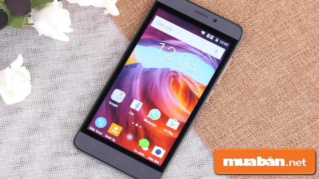 Intel A13 là chiếc điện thoại dưới 1 triệu có màn hình cảm ứng kích thước 5 inch đáng để bạn mua.
