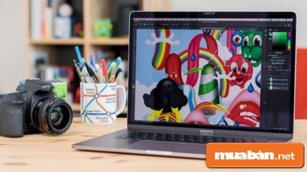 Laptop có thế mạnh về đồ họa thích hợp cho các bạn học kiến trúc...