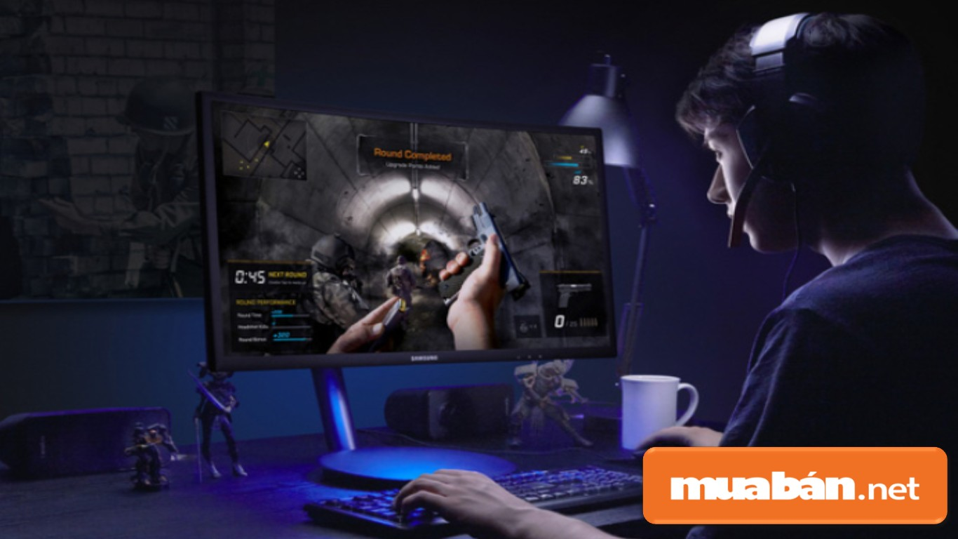 Bỏ túi 5 kinh nghiệm chọn màn hình máy tính dành cho Game thủ!