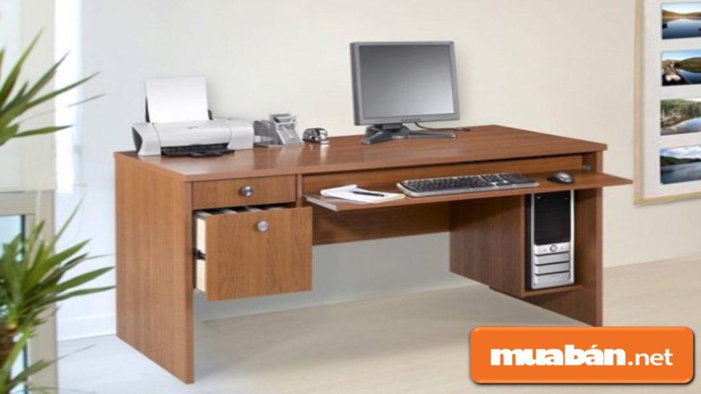 Luôn giữ gìn vệ sinh ở vị trí đặt máy tính để bàn giúp máy thoáng mát hơn.