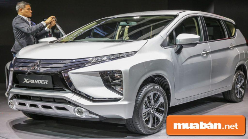 Dòng xe Mitsubishi này của Nhật được nhập khẩu nguyên chiếc từ Indonesia.