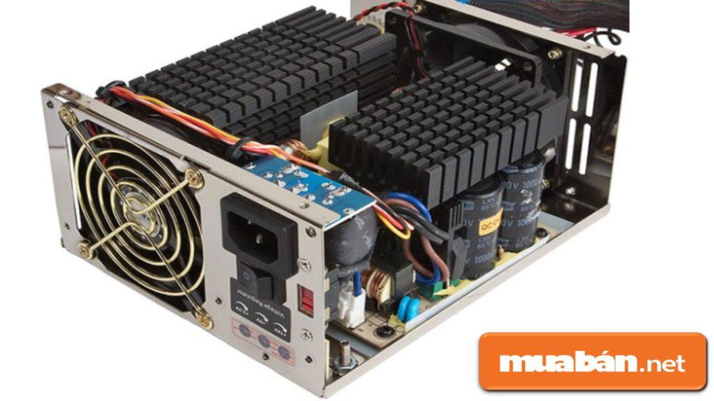 Nên đầu tư nâng cấp bộ nguồn để tản nhiệt được tốt hơn, tránh gây nóng và hư máy.