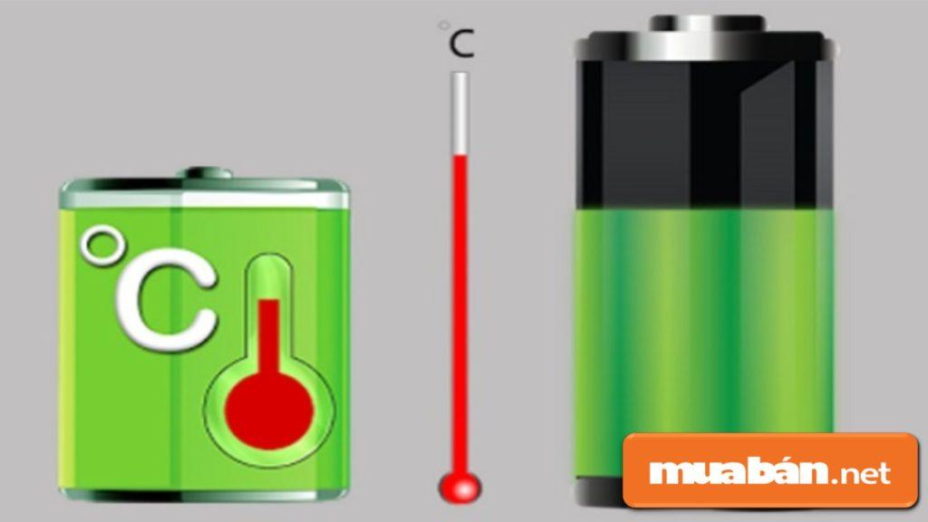 Không nên vừa sạc vừa sử dụng điện thoại, tránh gây nóng điện thoại và làm ảnh hưởng đến pin.