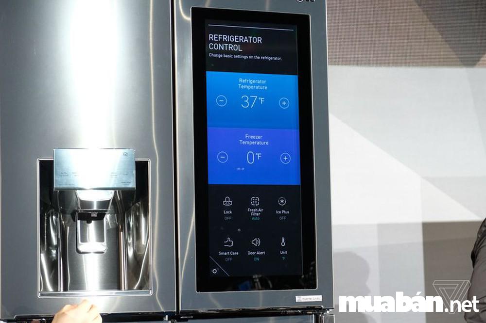 Những sai lầm bạn nên tránh khi mua tủ lạnh thông minh