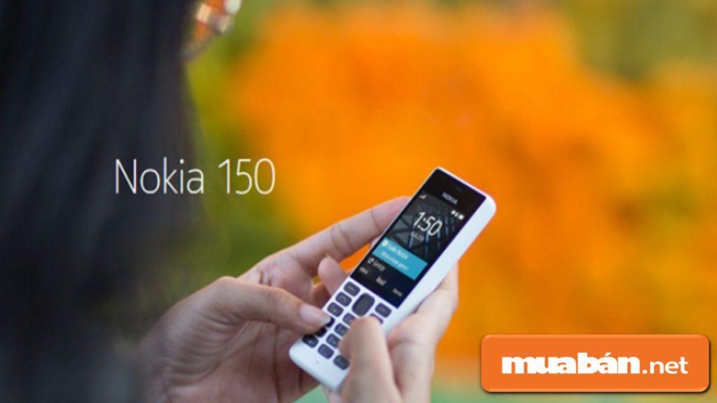 Nokia 150 còn được hỗ trợ các tính năng giải trí cơ bản như nghe nhạc MP3, radio, xem phim…