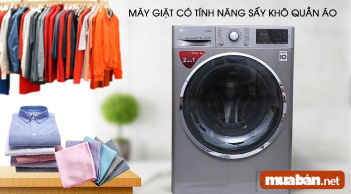 Top 6 máy giặt sấy hứa hẹn bán chạy nhất đầu năm 2019