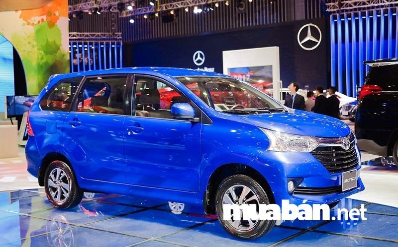 """Toyota Avanza là chiếc xe ô tô 7 chỗ thuộc phân khúc MPV cỡ nhỏ hiện đang là đối thủ """"nặng kí"""" của Suzuki Ertiga."""