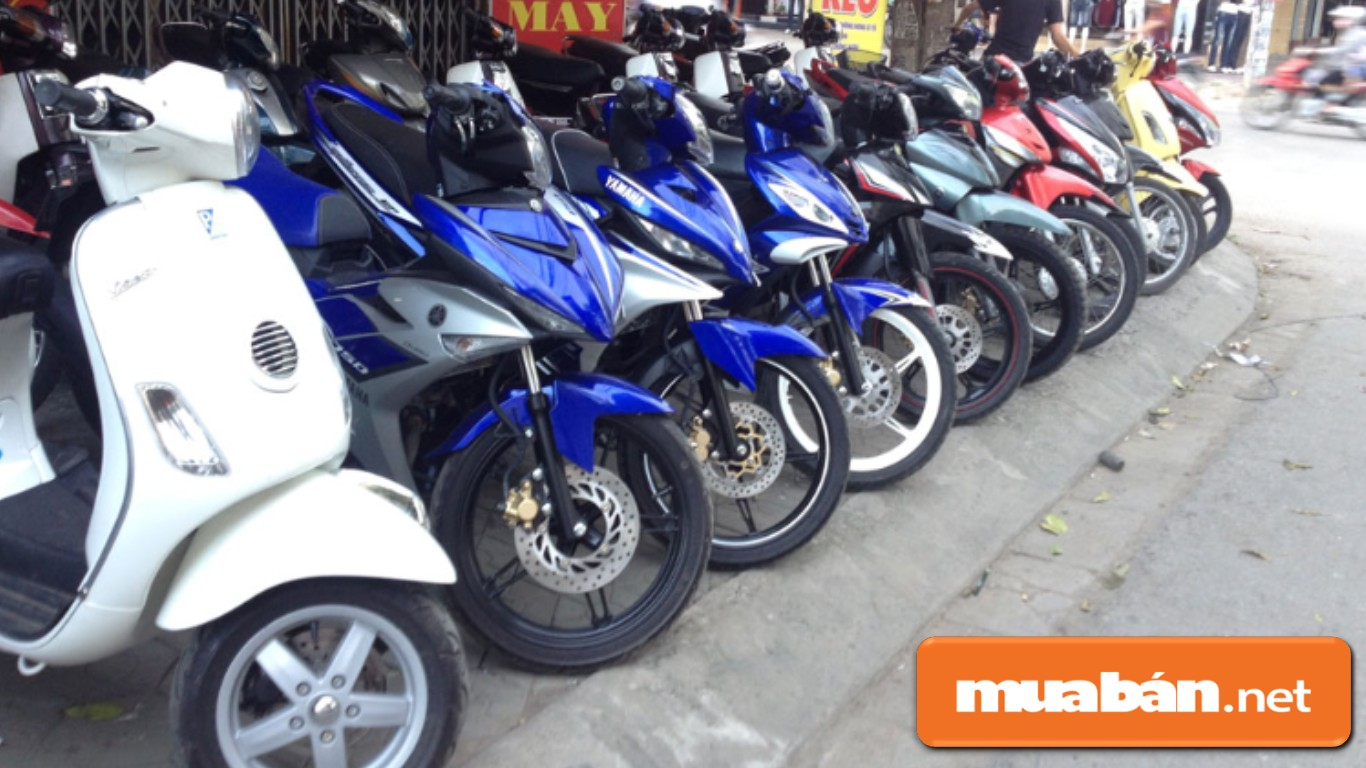 5 lưu ý cần nhớ khi mua xe ở cửa hàng xe máy cũ!