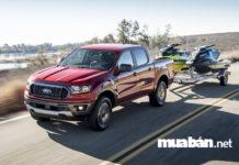 4 lý do khiến Ford Ranger 2019 dẫn đầu phân khúc bán tải