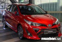 5 điểm đáng chú ý ở Toyota Vios 2019 sắp về Việt Nam
