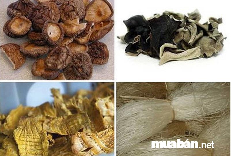 Cách bảo quản thực phẩm khô