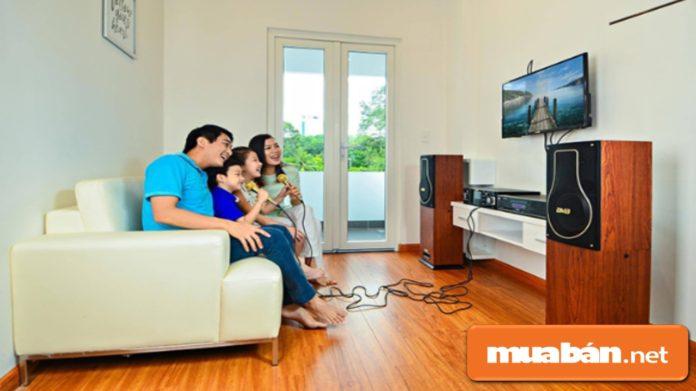 Xu hướng mua sắm dàn karaoke để hát tại nhà đang khá phổ biến ở đa số người tiêu dùng.
