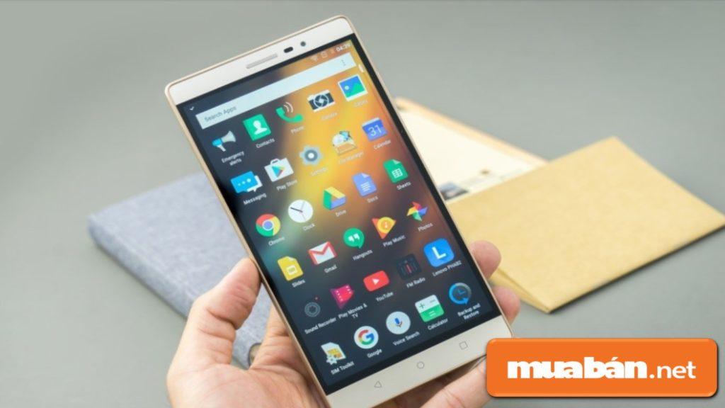 Lenovo Phab 2 Được Xem Như Là Thiết Bị Lai Giữa Một Chiếc Smartphone Với Máy Tính Bảng.
