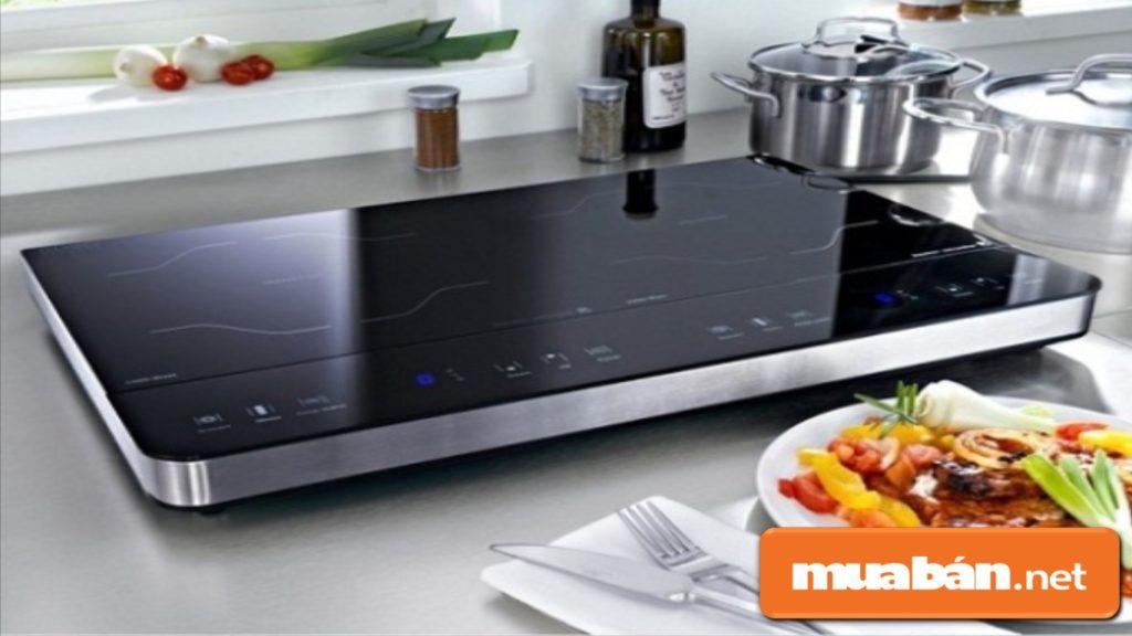 Mua bếp từ dương sẽ dễ di chuyển vị trí, khá phù hợp cho những gian bếp nhỏ.
