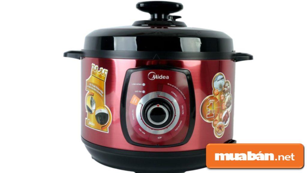 Nồi áp suất là món đồ dùng nhà bếp giúp bạn tiết kiệm thời gian hơn với các món hầm ngày Tết.
