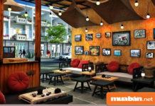 Quán Cafe tại TPHCM