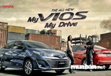 5 ưu điểm của Toyota Vios 2019 khiến người dùng mê tít
