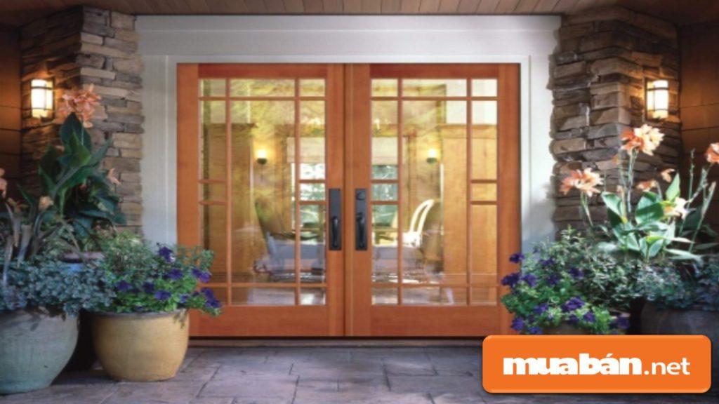 Bạn nên giữ sạch sẽ, thoáng mát và trang trí cửa chính để đón năng lượng tích cực trong Năm Mới!