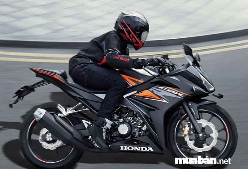 Honda CB150R 2019 nằm trong top những chiếc xe phân khối lớn dưới 100 triệu đáng mua nhất hiện nay
