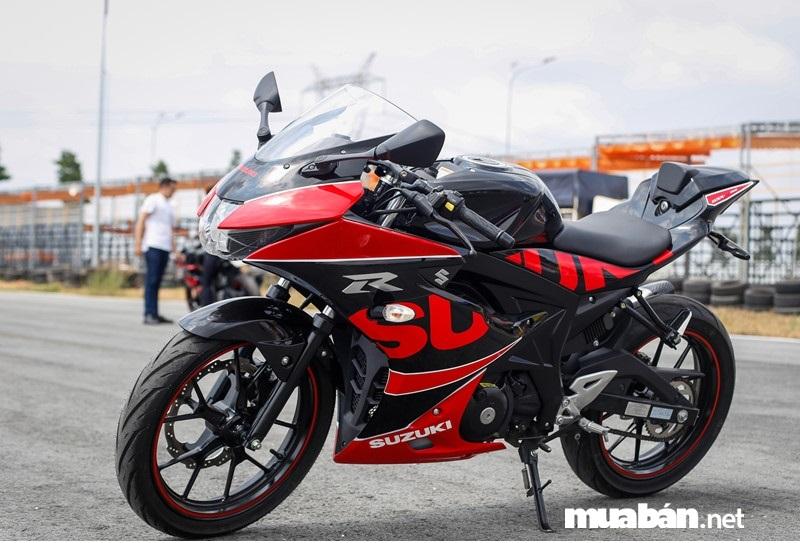 Suzuki GSX R150 2019-1