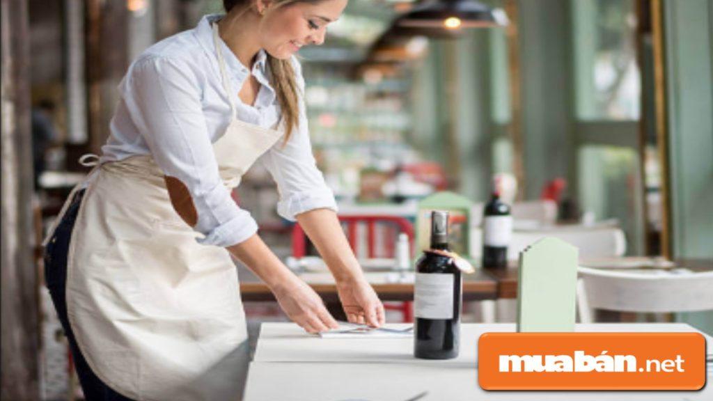 Sự chỉn chu trong khâu chuẩn bị đón tiếp sẽ tạo được ấn tượng tốt cho khách hàng.