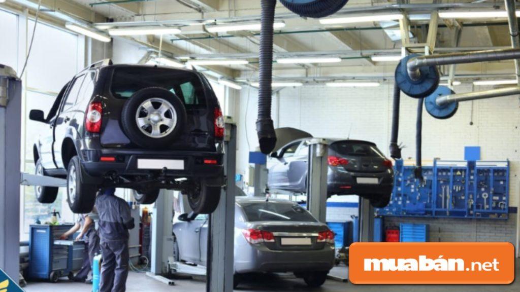 Kỹ sư ô tô là một ngành nghề đòi hỏi có niềm đam mê và sự gắn bó với nghề.