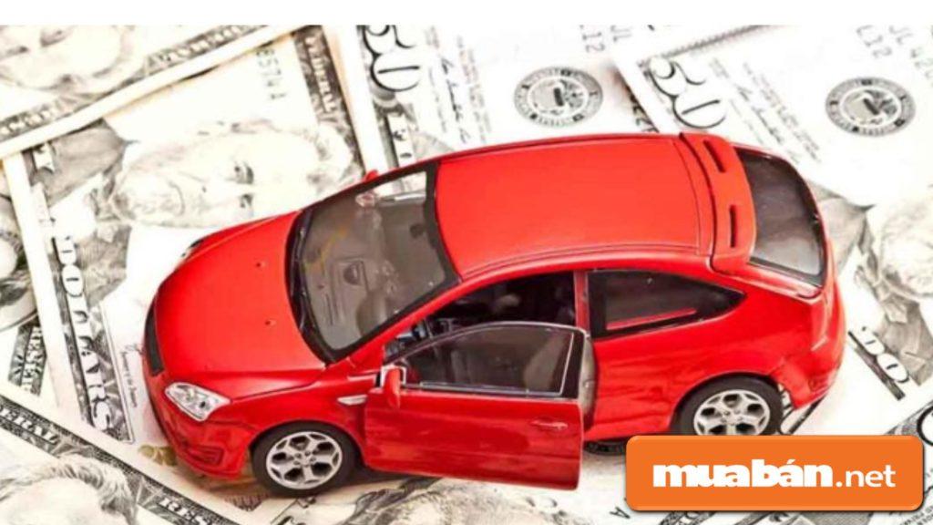 Tính toán các khoản chi phí trả trước, trả góp hàng tháng và các khoản phí liên quan.