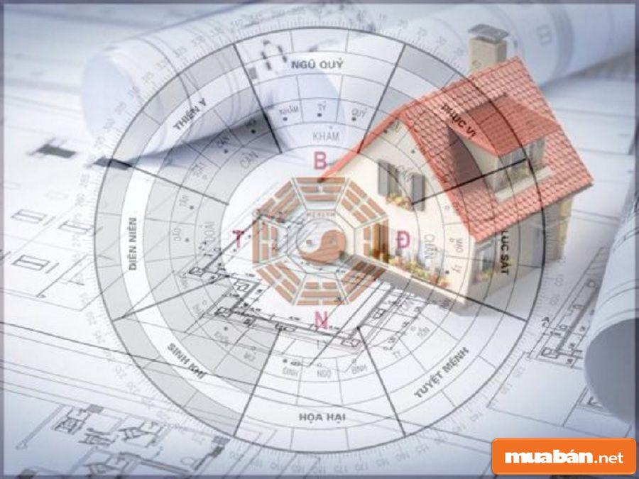 Xem phong thủy khi xây nhà rất quan trọng, vì đây là 1 trong 3 việc quan trọng nhất của đời người.