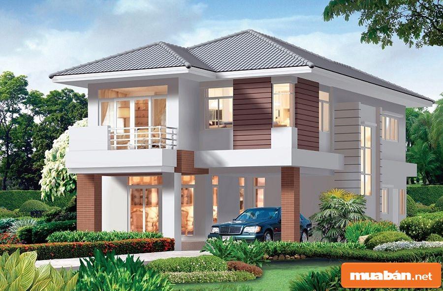 Phong thủy được xem cho từng căn nhà/mảnh đất cụ thể.