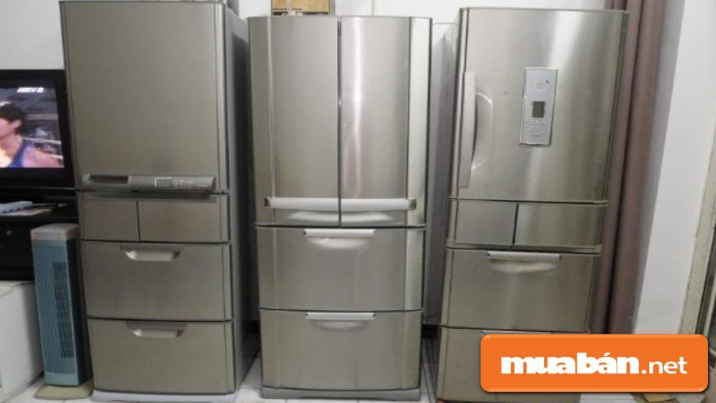Các Tủ Lạnh Sau Một Thời Gian Sử Dụng Sẽ Có Sự Hao Mòn Về Động Cơ, Làm Tốn Điện Năng Hơn.