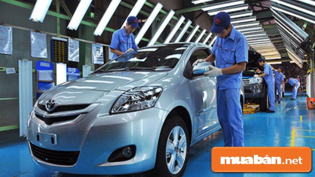 Một kỹ sư ô tô có kinh nghiệm sẽ có rất nhiều sự lựa chọn ngành nghề và phát triển xa.