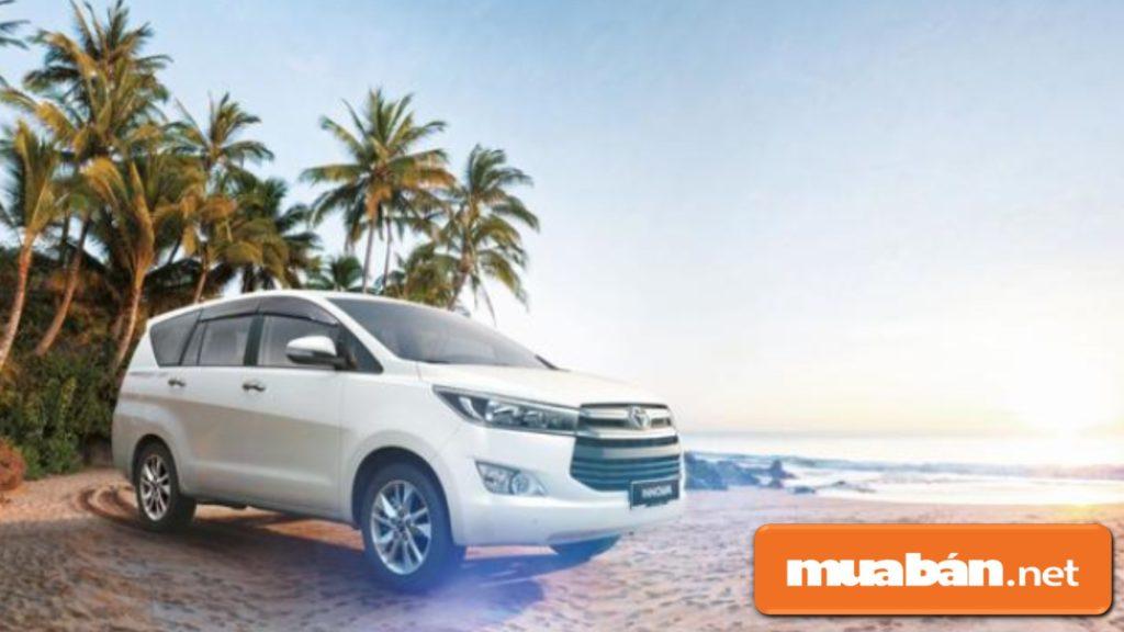 Toyota Innova được đánh giá là một trong những chiếc xe có độ bền và tính đa dụng cao.