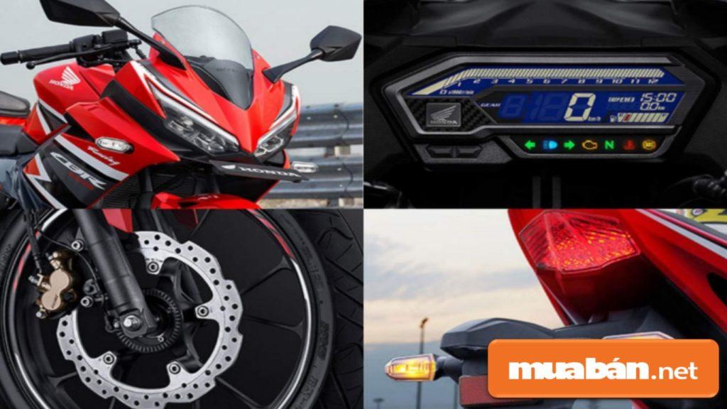 Những đặc điểm nổi bật của Honda - CBR150R.