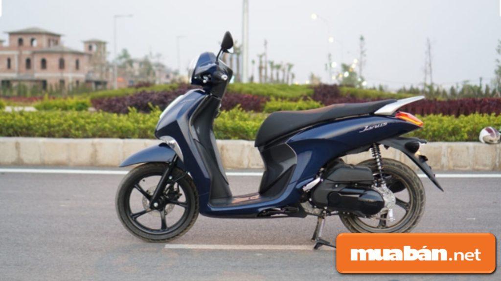 Yamaha Janus luôn nằm trong Top các xe tay ga bán chạy nhất trên thị trường xe máy tại Việt Nam.