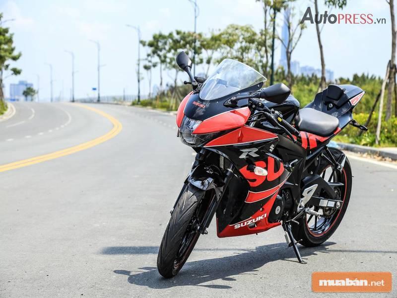 Đây là một trong những chiếc xe mô tô giá dưới 100 triệu được ưa thích nhất