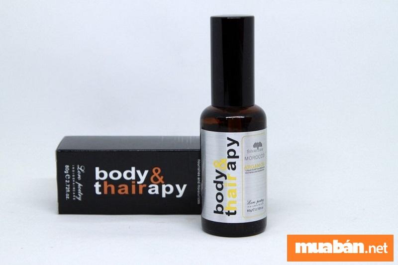 Morocco Argan Oil Body & Thairapy