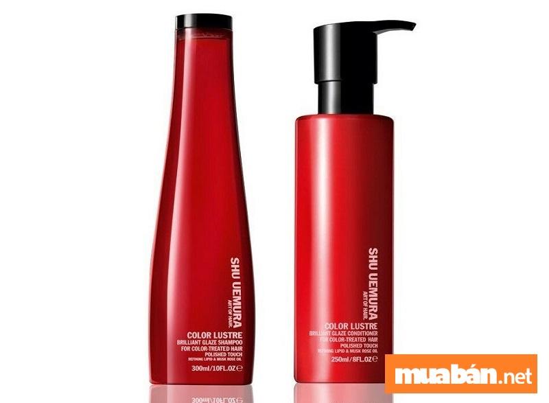 Shu Uemura Color Lustre Sulfate – Free Brilliant Glaze Shampoo