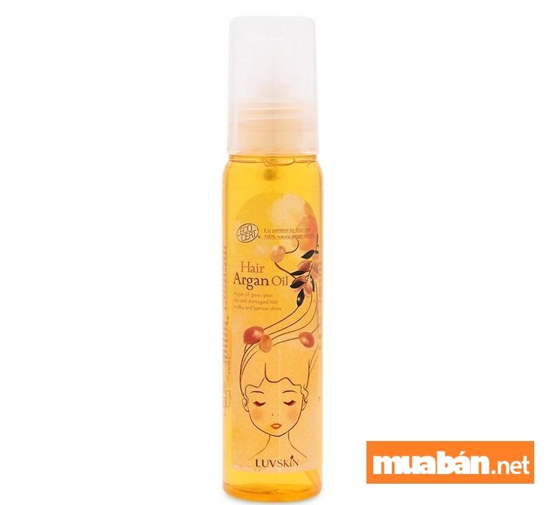 Luvskin Hair Argan Oil
