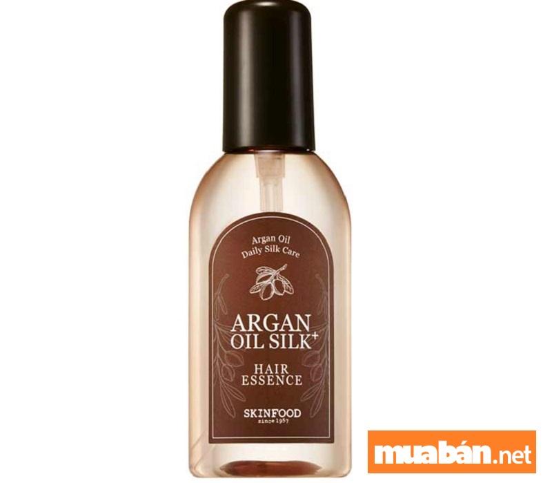 Skinfood Argan oil silk hair essence