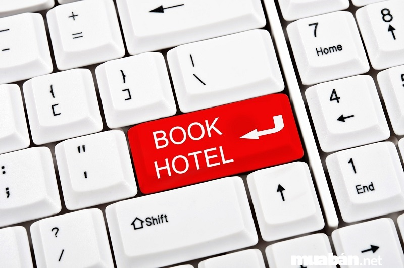 Đặt phòng khách sạn online