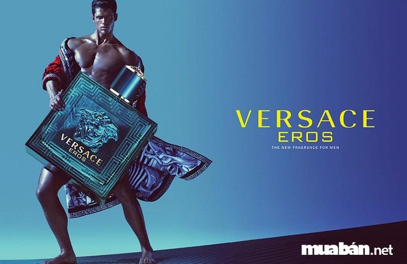 Nước hoa nam Versace Eros (Versace)